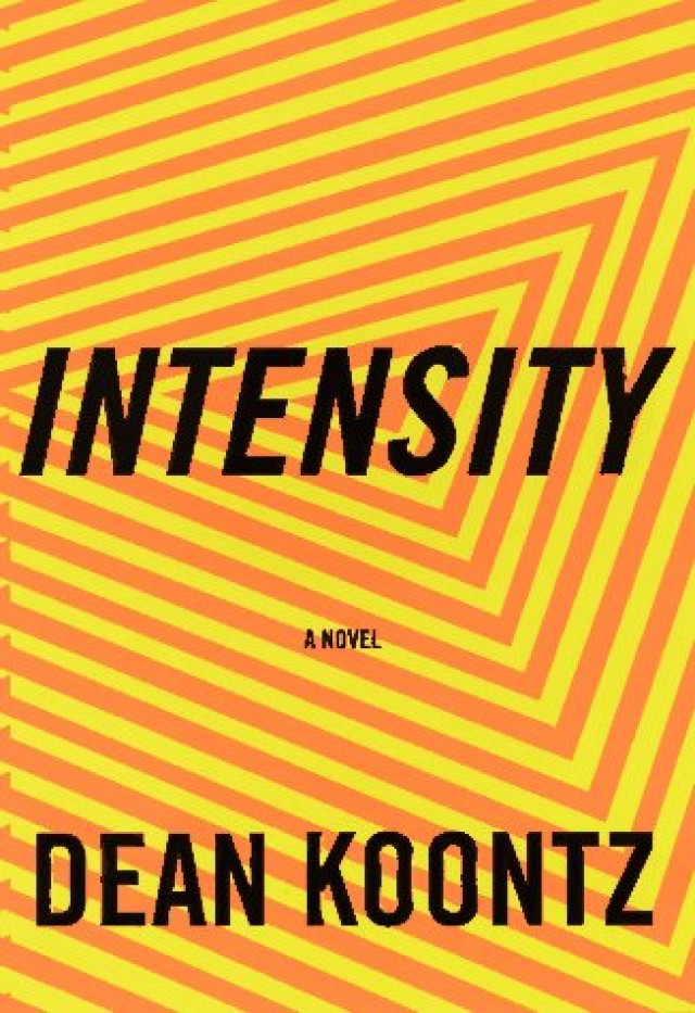 Intensity by Dean Koontz - Review