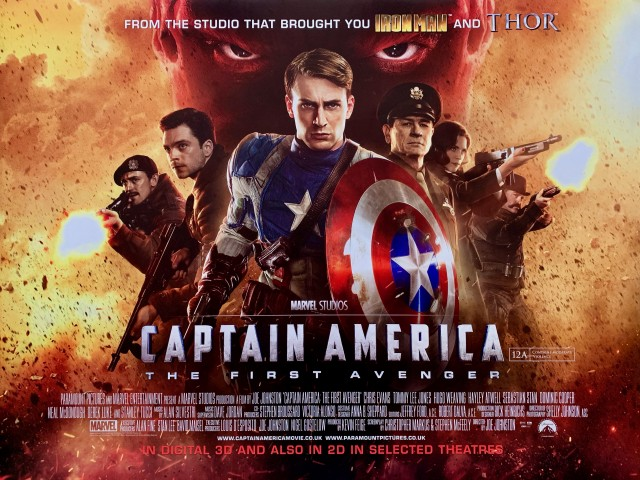 Captain America: The First Avenger - Movie Review