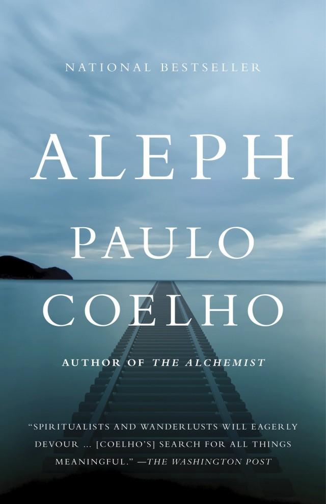 Aleph by Paulo Coelho - Book Review