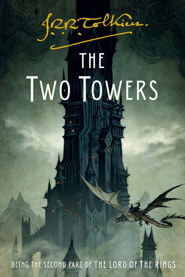 The Two Towers by J. R. R. Tolkien - Book Review