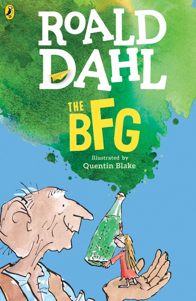 The BFG by Roald Dahl - Book Review