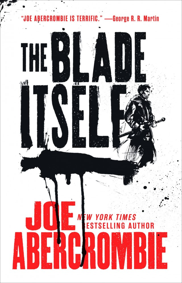 The Blade Itself (First Law #1) by Joe Abercrombie - Book Review
